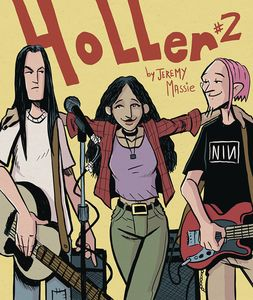 [Holler #2 (Cover A Massie) (Product Image)]