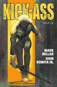 [Kick-Ass #4 (Cover A Romita Jr) (Product Image)]