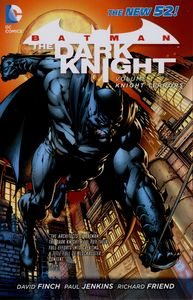 [Batman: The Dark Knight: Volume 1: Knight Terrors (Product Image)]