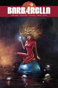 [Barbarella #3 (Cover E Yarar Exclusive Subscription Variant) (Product Image)]