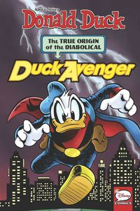 [Donald Duck: Diabolical Duck Avenger (Product Image)]