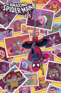 [Amazing Spider-Man #25 (Hipp Variant) (Product Image)]