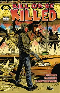 [Kill Or Be Killed #6 (Image Tribute Variant) (Product Image)]