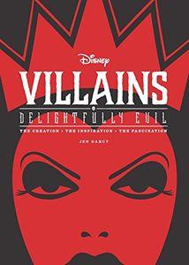 [Disney Villains: Delightfully Evil (Hardcover) (Product Image)]