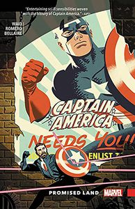 [Captain America: By Mark Waid: Promised Land (Product Image)]