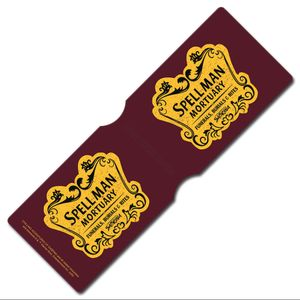 [Chilling Adventures Of Sabrina: Travel Pass Holder: Spellman Mortuary (Product Image)]