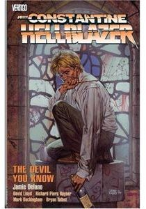 [Hellblazer: Volume 2: Devil You Know (New Edition - Titan Edition) (Product Image)]