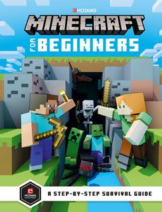[Minecraft For Beginners (Hardcover) (Product Image)]