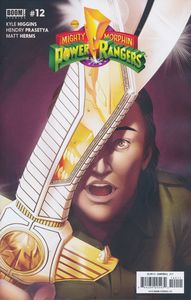 [Mighty Morphin Power Rangers #12 (Main Cover) (Product Image)]