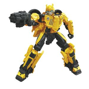 [Transformers: Bumblebee Movie: Studio Series Deluxe Action Figure: Offroad Bumblebee (Product Image)]