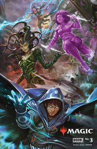 [Magic The Gathering #3 (Cover E Chew Variant) (Product Image)]