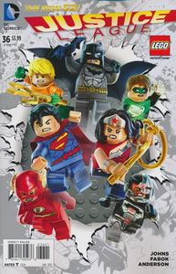 [Justice League #36 (Lego Variant Edition) (Product Image)]