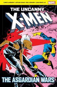 [Marvel Pocket Books: Uncanny X-Men: Asgardian Wars (Product Image)]