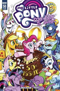 [My Little Pony: Friendship Is Magic #50 (Product Image)]