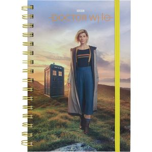 [Doctor Who: 13th Doctor Notebook: Wiro (Product Image)]