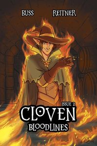 [Cloven: Bloodlines #2 (Signed Edition) (Product Image)]