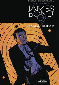 [James Bond: Hammerhead #5 (Product Image)]