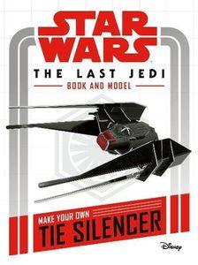 [Star Wars: The Last Jedi: Book & Model (Product Image)]