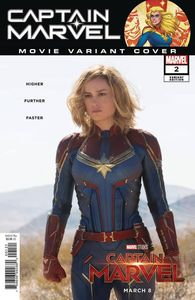 [Captain Marvel #2 (Movie Variant) (Product Image)]
