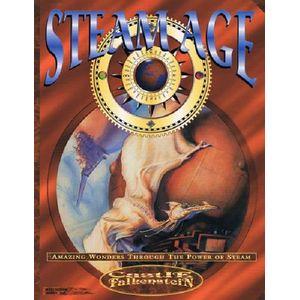 [Castle Falkenstein: RPG: Steam Age (Product Image)]