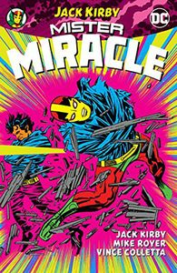 [Mister Miracle By Jack Kirby (Product Image)]