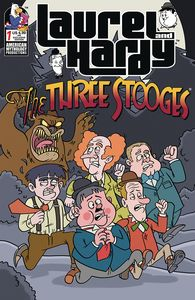 [Laurel & Hardy Meet The Three Stooges #1 (Am Exclusive) (Product Image)]