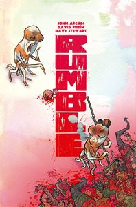 [Rumble #3 (Cover A Rubin) (Product Image)]