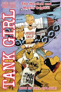 [Tank Girl: Full Colour Classics: 1990-91 #3 (Cover A Hewlett) (Product Image)]