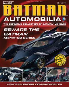 [DC: Batman Automobilia: Figure Collection Magazine #58 Beware The Batman (Product Image)]