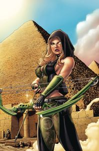 [Grimm Fairy Tales: 2019 Giant Size #1 (Cover E Spay) (Product Image)]