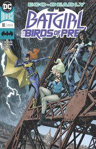 [Batgirl & The Birds Of Prey #18 (Product Image)]