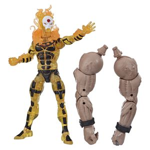 [X-Men: Marvel Legends Action Figure: Sunfire (Product Image)]
