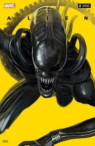 [Alien #2 (Hans Variant) (Product Image)]