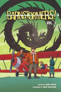 [Barnstormers: Volume 1 (Product Image)]