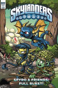[Skylanders: Spyro & Friends: Quarterly Full Blast! (Cover B Lawrence) (Product Image)]