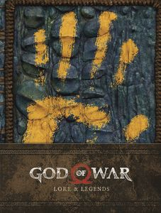 [God Of War: Lore & Legends (Hardcover) (Product Image)]