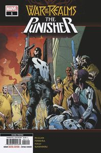 [War Of The Realms: Punisher #1 (Of 3) (2nd Printing Ferreira Variant) (Product Image)]