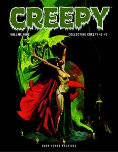 [Creepy Archives: Volume 9 (Hardcover) (Product Image)]