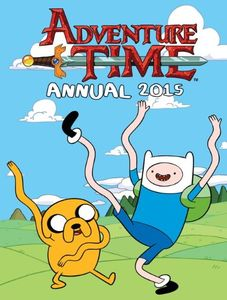 [Adventure Time: Annual 2015 (Hardcover) (Product Image)]