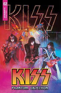 [Kiss: Phantom Obsession #2 (Cover E Photo) (Product Image)]