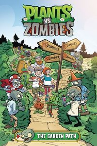 [Plants Vs Zombies: Garden Path (Hardcover) (Product Image)]