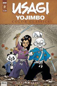 [Usagi Yojimbo: Color Classics #7 (Product Image)]