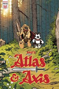 [Atlas & Axis #1 (Cover B Pau) (Product Image)]