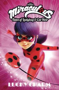 [Miraculous: Tales Of Ladybug & Cat Noir: Lucky Charm (Product Image)]