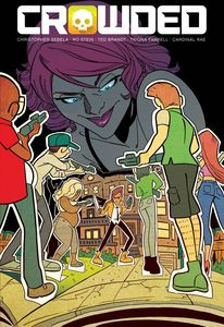 [Crowded #2 (Cover A Stein & Brandt) (Product Image)]