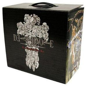 [Death Note: Box Set (Product Image)]