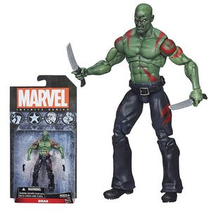 [Marvel: Infinite: Wave 4 Action Figures: Drax (Product Image)]