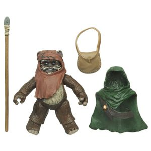 [Star Wars: Return Of The Jedi: Vintage Collection Action Figure: Wicket (Product Image)]