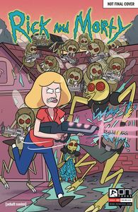 [Rick & Morty #2 (50 Issues Special Variant) (Product Image)]