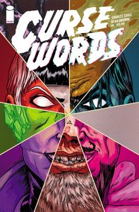 [Curse Words #15 (Cover A Browne) (Product Image)]